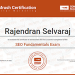 SEMrush seo fundamentls